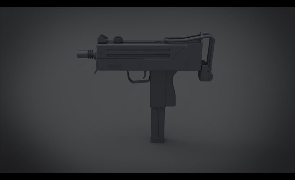 3d m 1970 realistic model