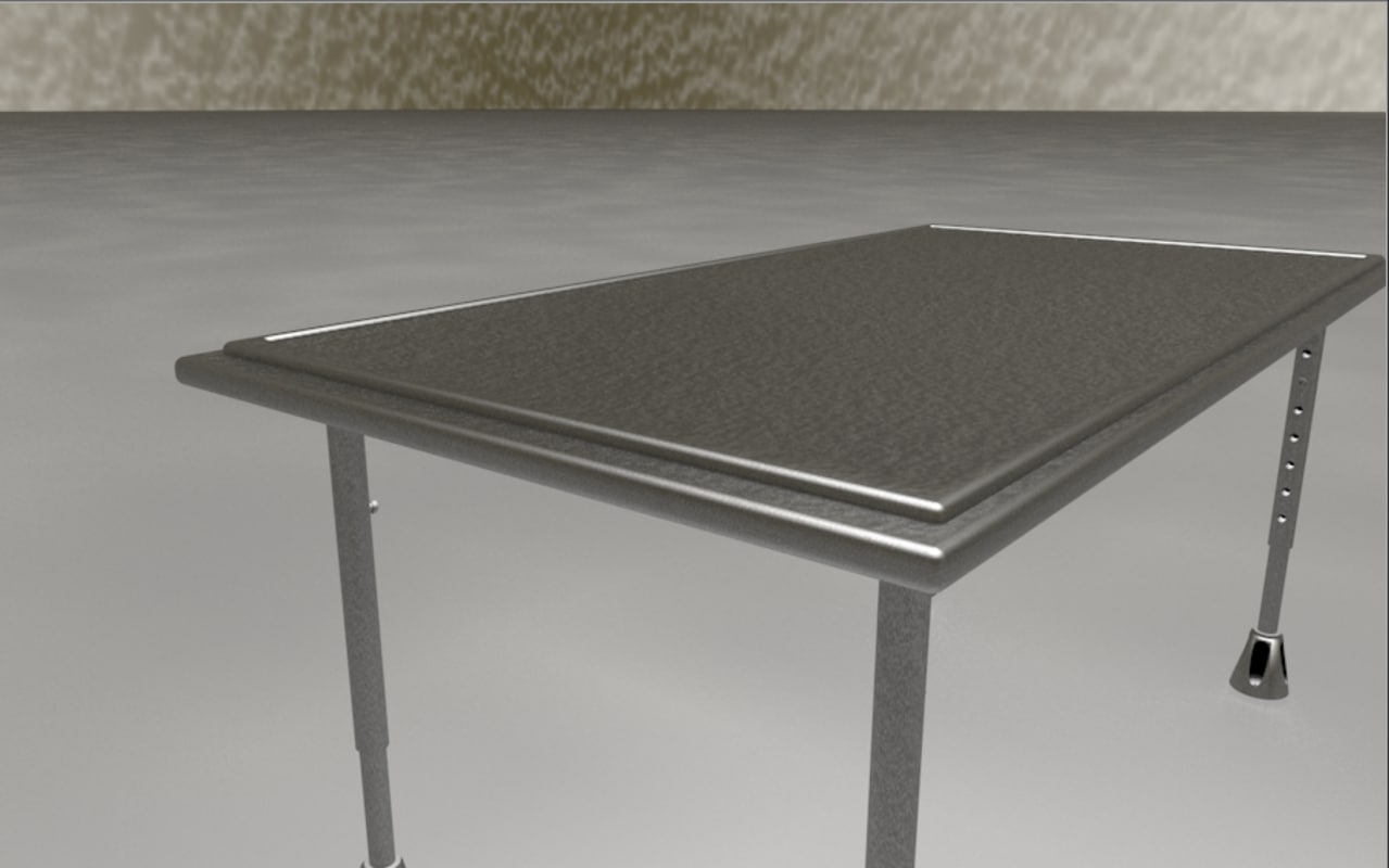 nice table 3d 3ds