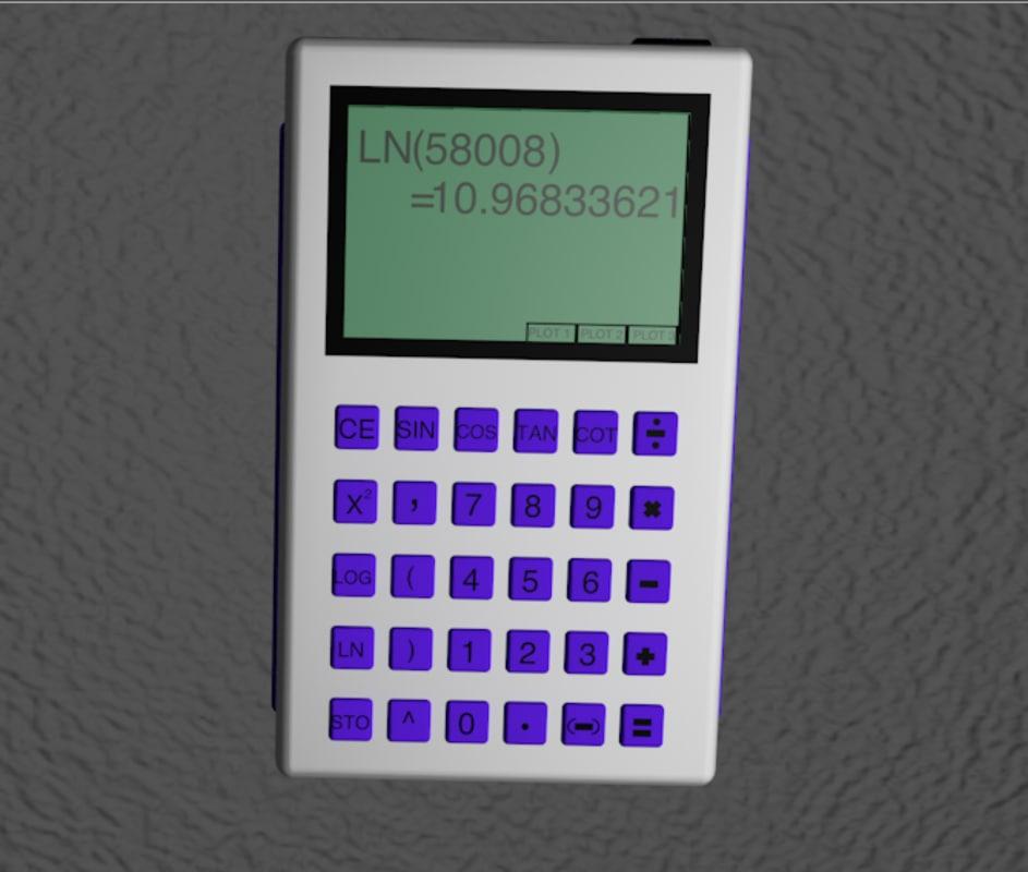 c4d nice calculator
