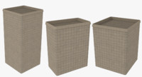 3d set hesco barriers