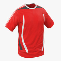 t-shirt generic 2 3ds