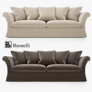 max busnelli kim sofa