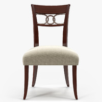 Baker Cleo Dining Side Chair