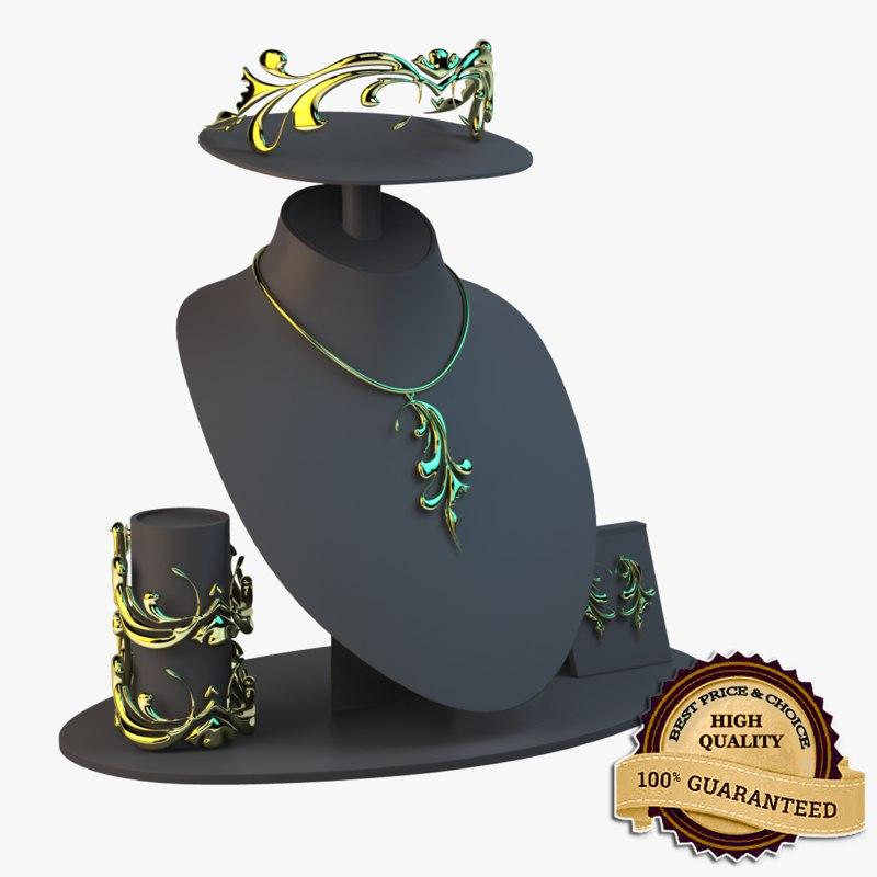 necklace set max