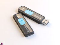 3d flash drive transcend 8gb