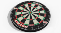 max unicorn db 180 dartboard