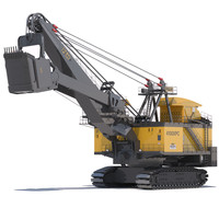 Rope Shovel P&H 4100XPC
