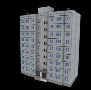 3ds floor panel
