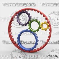 3dm loony gears