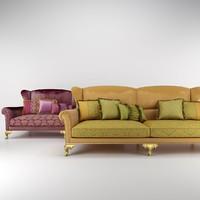 max bruno zampa alexander sofa