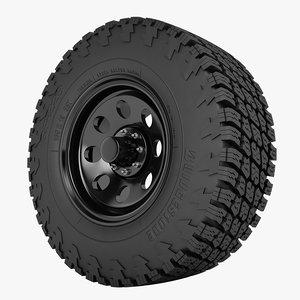 adak trailer wheel max