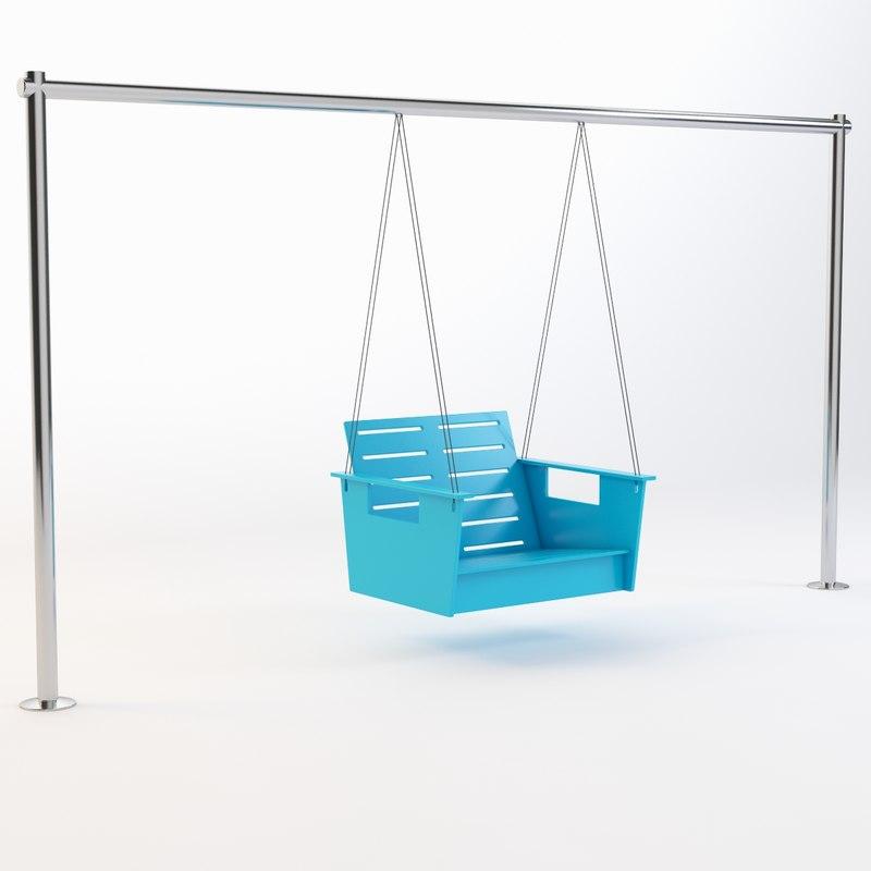 porch swing max