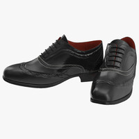 Wingtip Shoes 2