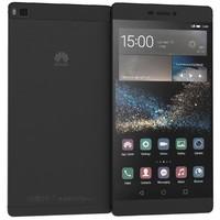 Huawei P8 Carbon Black