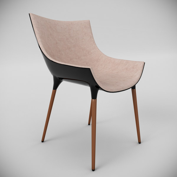 realistic passion chair cassina 3d max