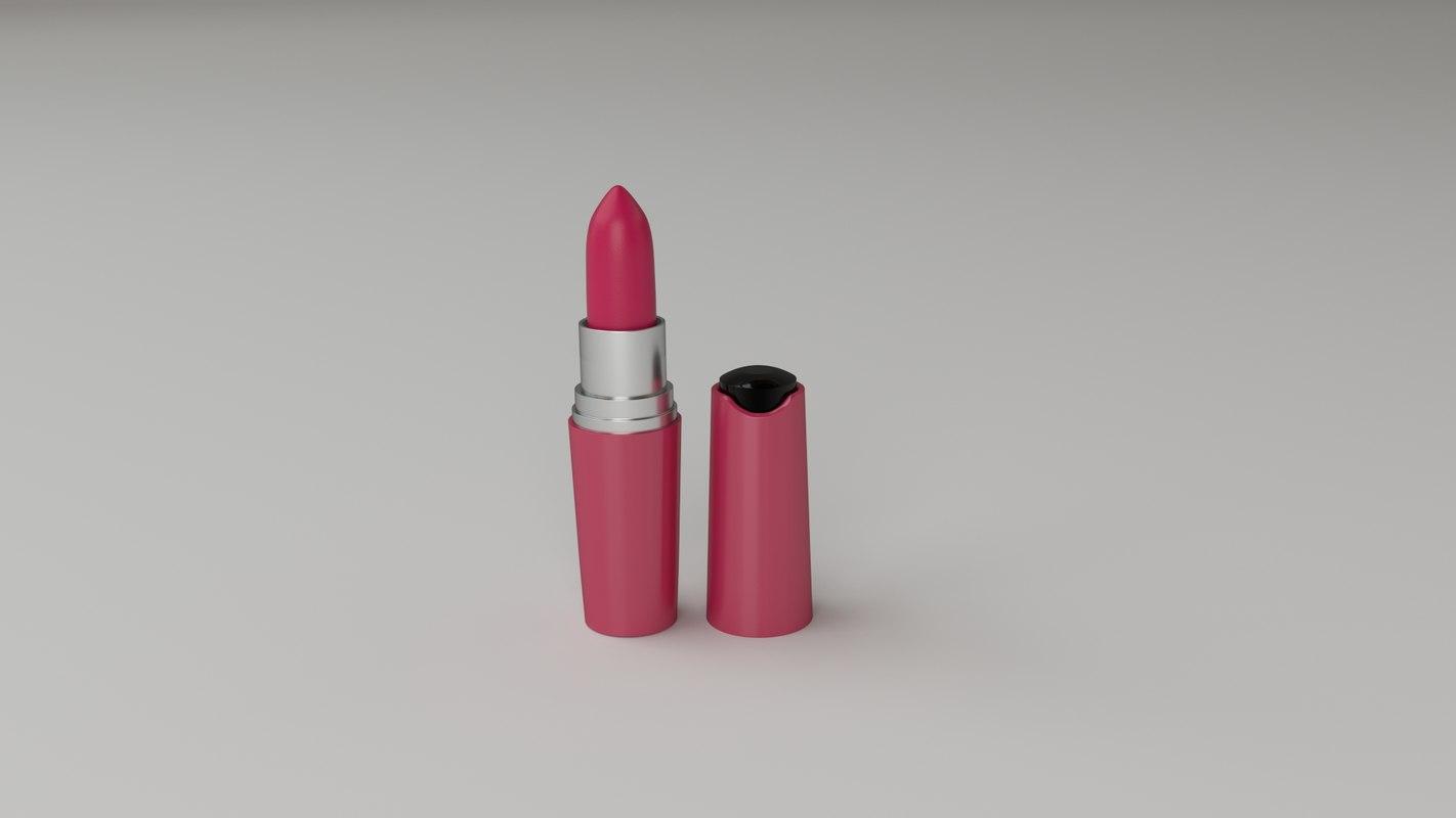 lipstick 3d 3ds