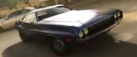 3d car 1970