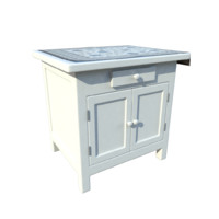 free obj mode kitchen drawer