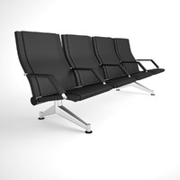Figueras 3100 Mauro - Ergonomic benches for airports