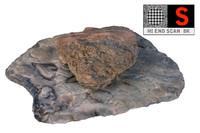 3d rock scan hd 8k