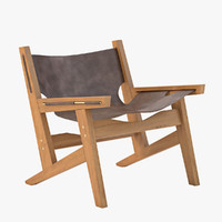 peninsula chair 3d model
