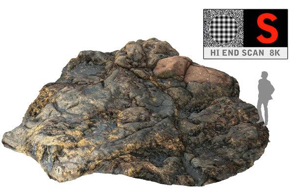 3d model coral reef scan hd