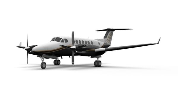 king air 350i max