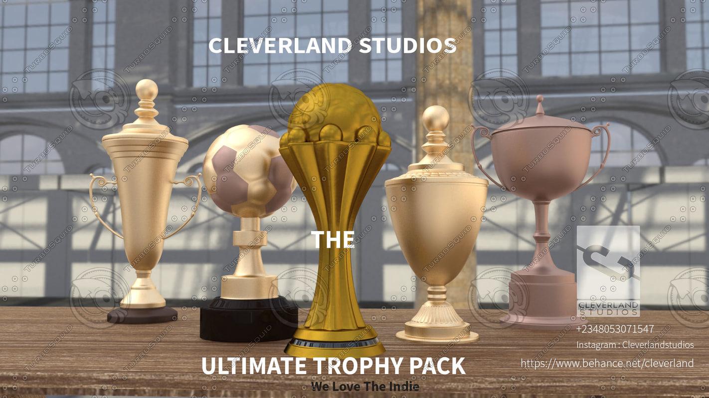 29 trophies obj free
