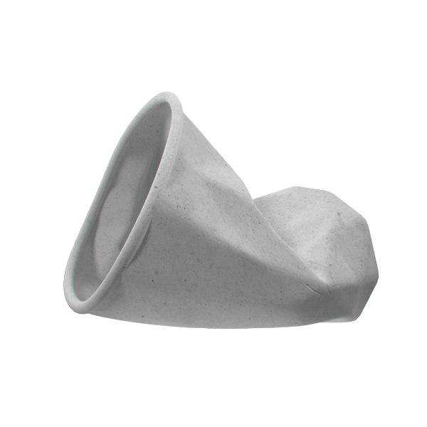 crumpled paper cup obj