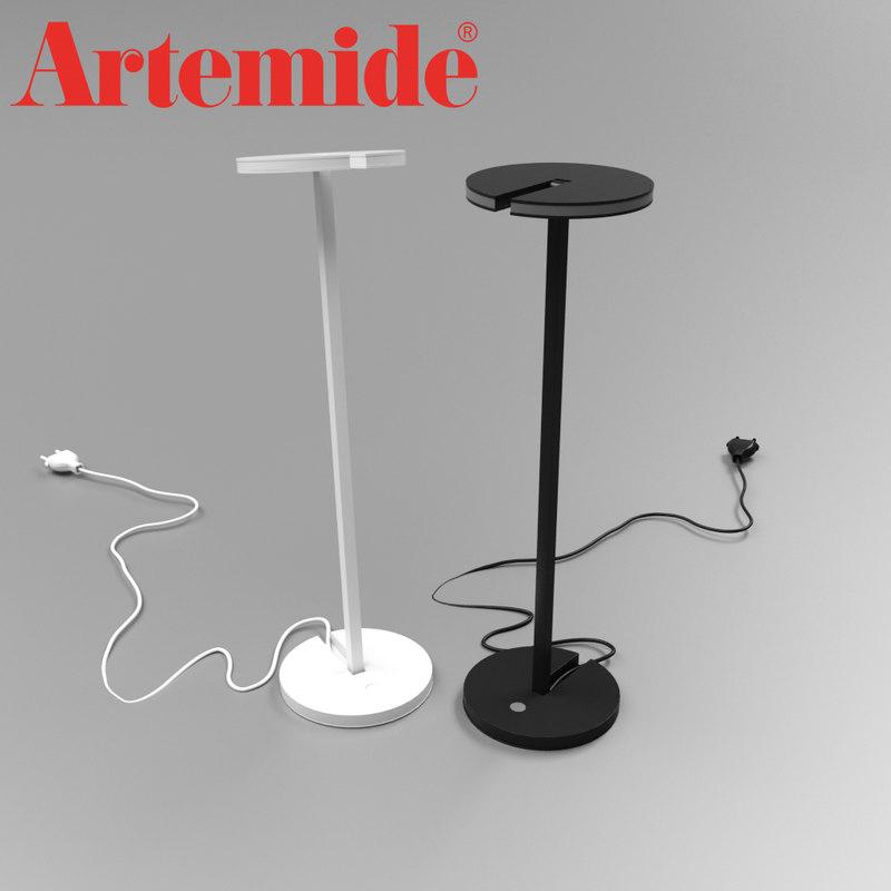 artemide 3d max