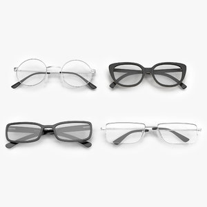 3d folded glasses