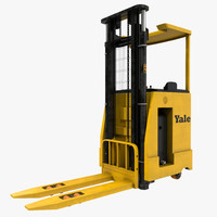 3d rider stacker yellow