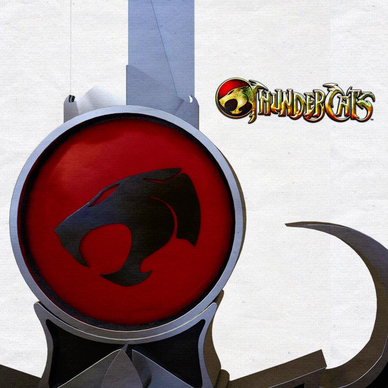 sword omens thundercats 3d c4d