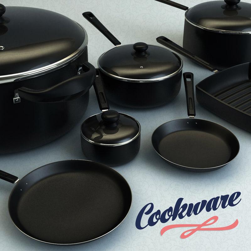 cookware obj