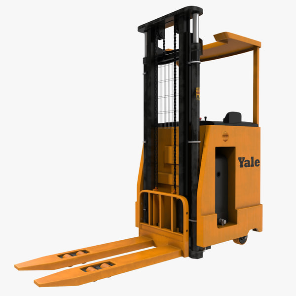 3d model of rider stacker orange