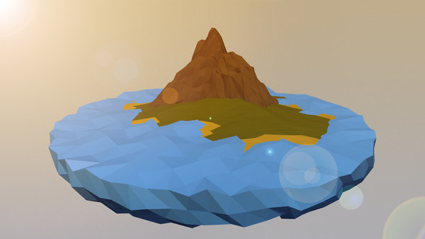 3ds max animation island