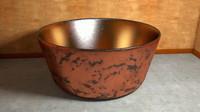 3d metal bowl model