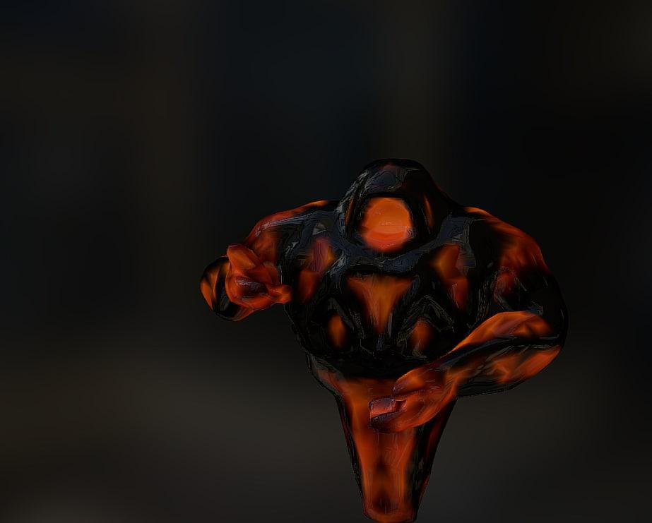 free obj mode magma elemental