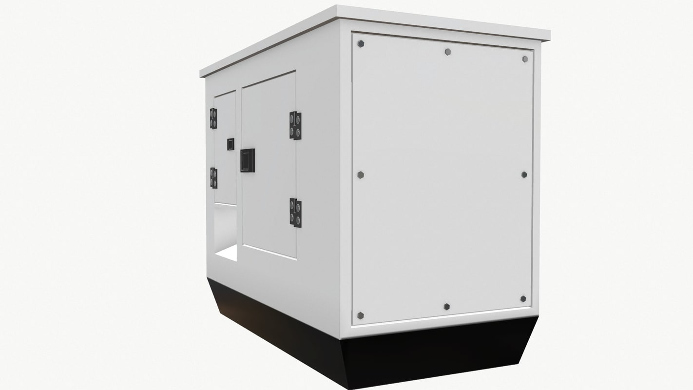 3d generator welland type