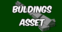 buldings asset 3d model