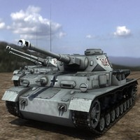 max panzer iv tank ww2
