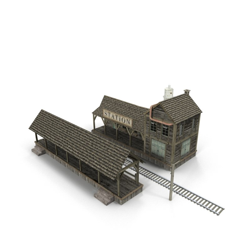 railway station max