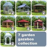 max 7 garden gazebos