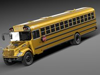 IC CE Series Schoolbus 2015