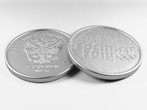 3d 25 rubles mountains sochi