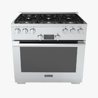 Miele HR 1134 36 All Gas Range