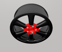 3ds max customized rim