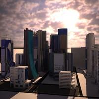 max skyscraper office building
