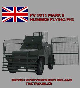 humber flying pig max