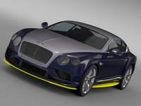 bentley continental gt speed max